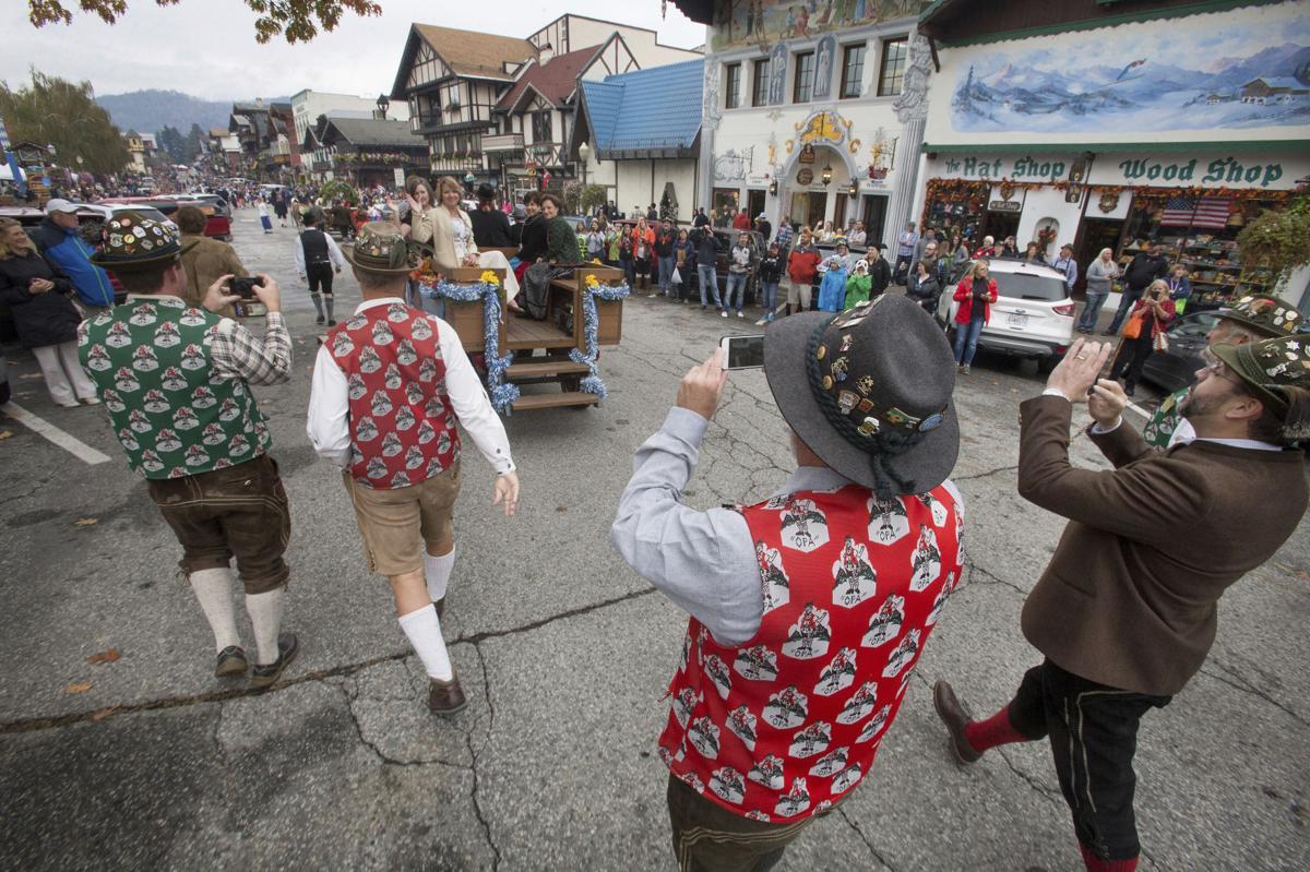 Best of the Wurst: Sausage fest organizers get a taste of Leavenworth's Oktoberfest (copy)