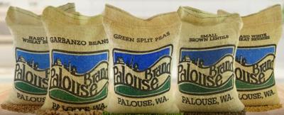 Palouse Brand burlap bags