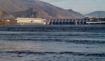 Rocky Reach Dam