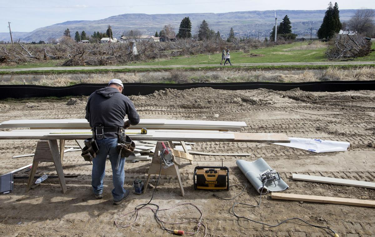 From orchards to houses: Wenatchee's changing landscape