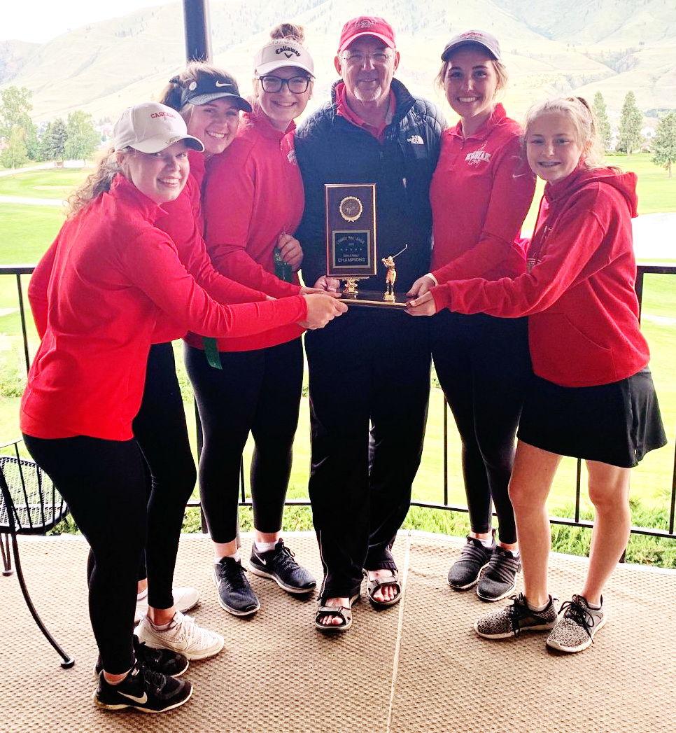 Cascade Golf Team
