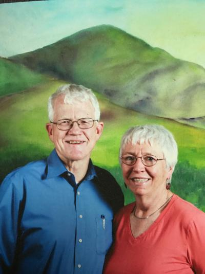 Gil and Kay Sparks