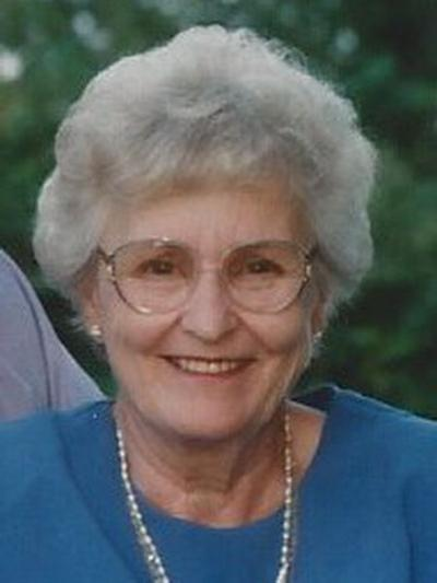Mary Frances Servatius Tobin