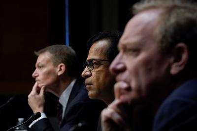 Senate Intelligence Committee Examines Solar Winds Hack