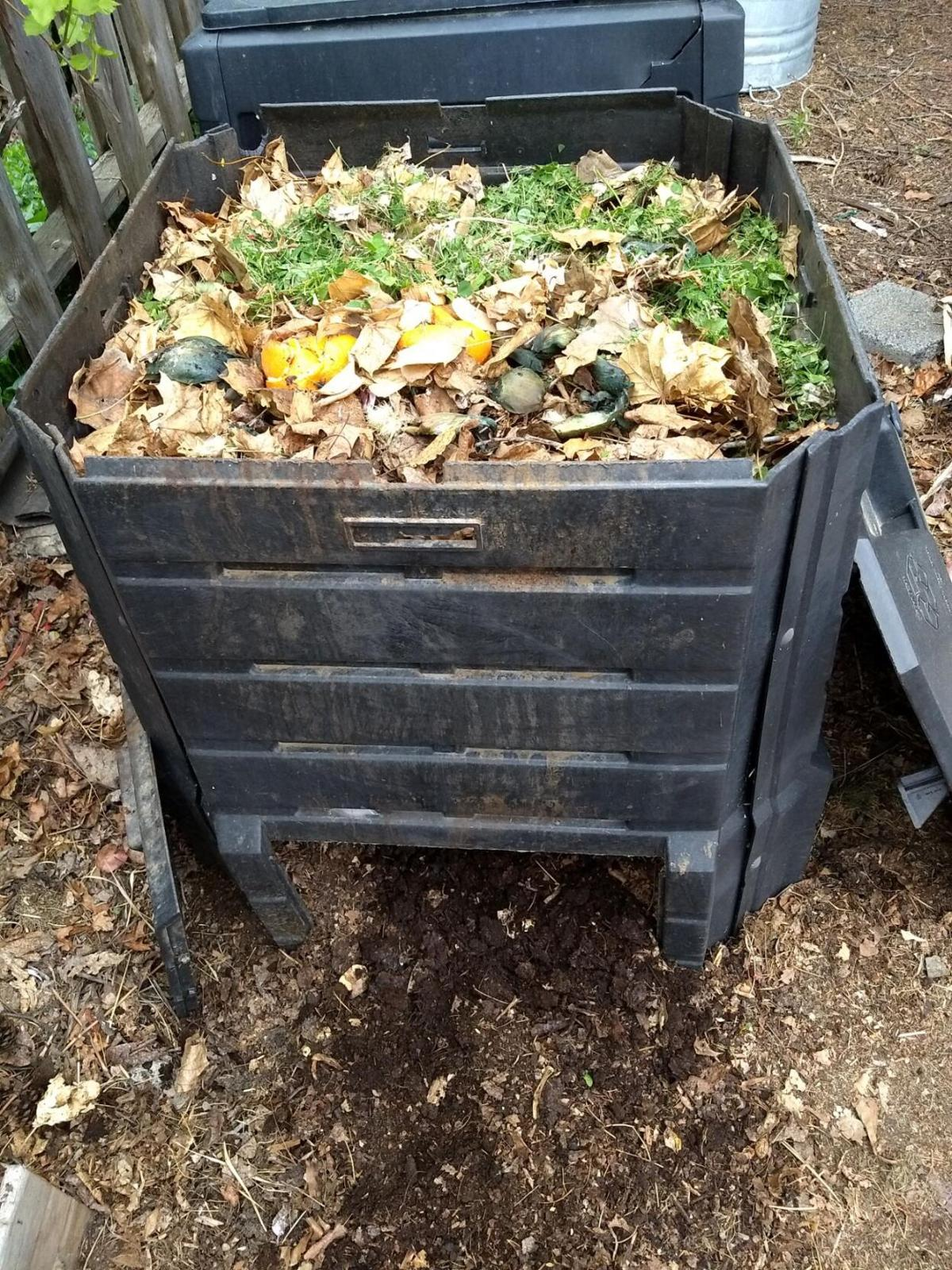 Think composting isn't for you? It's time to re-think