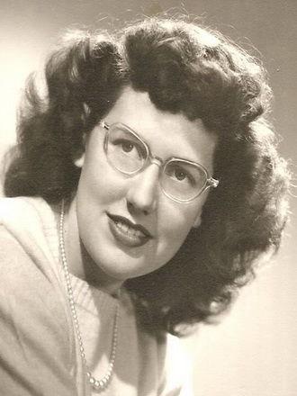 Peggy Louise (Marr) Duncan