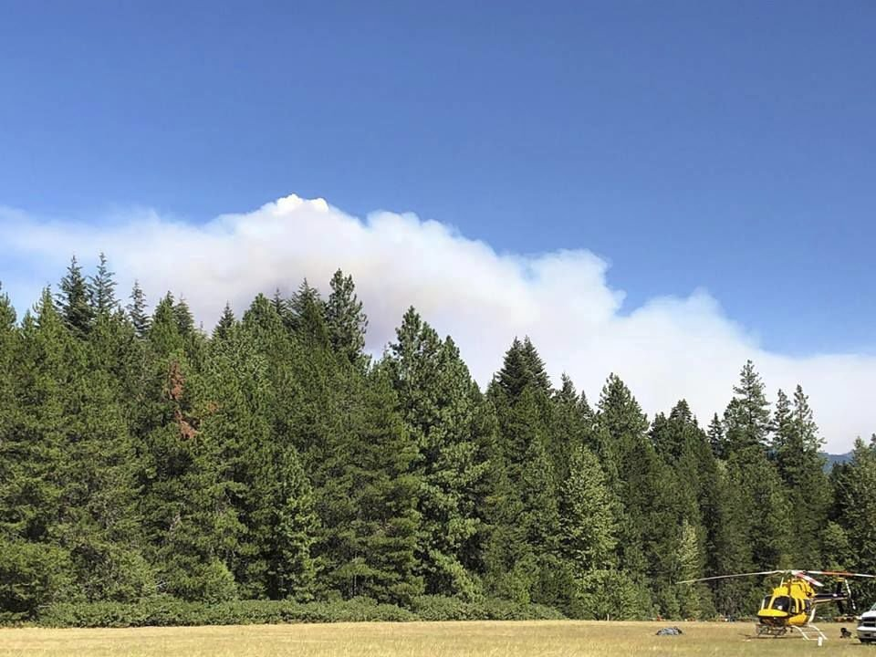 UPDATE | Evacuation levels increased in Entiat