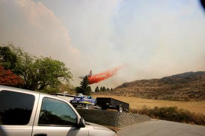 A year later: Reflecting on Chelan Complex fires