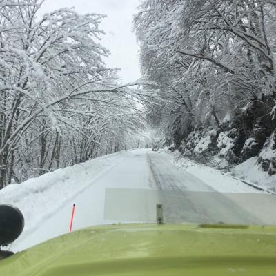 Stevens Pass, 1-14-2020