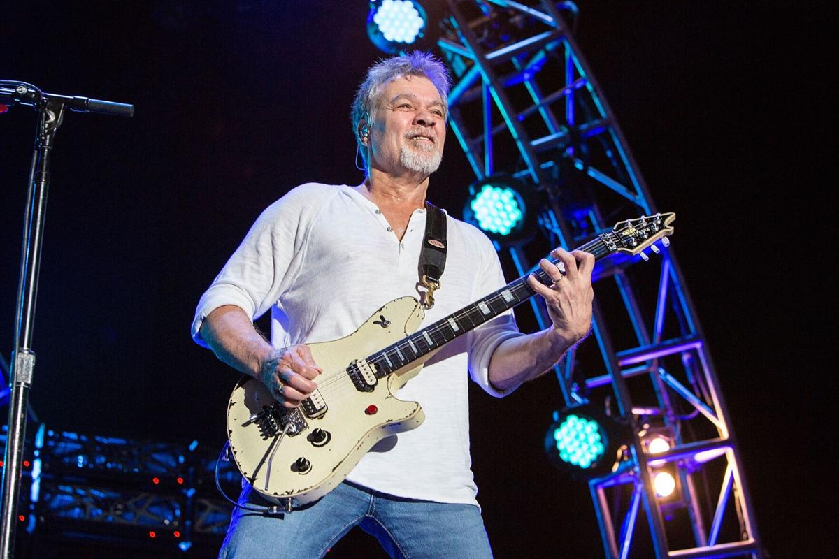Hard-rocking Eddie Van Halen dies at 65; guitar god's band ruled 70s, 80s  rock   National