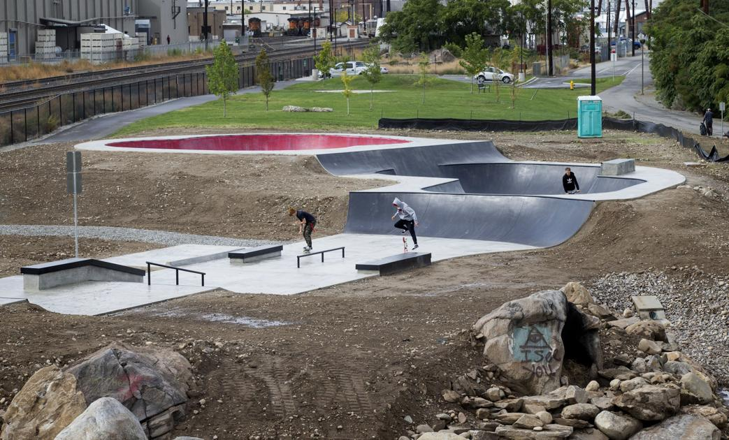 New skatepark opens in Wenatchee | 'We're really hyped, to say the least'