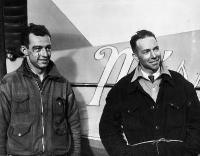 Talking it Over: Famous flight's 78th anniversary