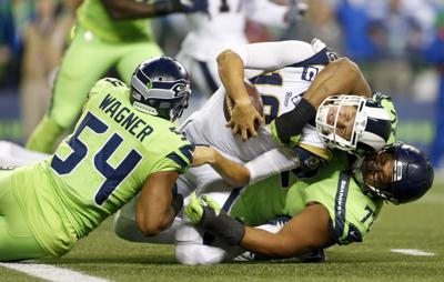 NFL: Los Angeles Rams at Seattle Seahawks
