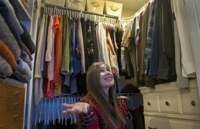 Minding clutter: Inspired by Marie Kondo, Spokane woman helps others get their houses in order