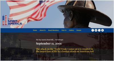 9/11 Spirit of America website