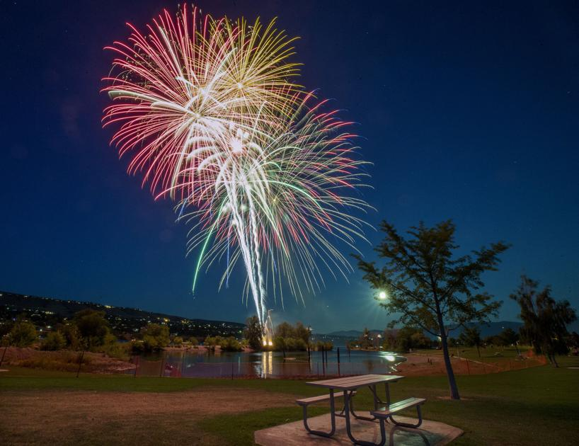 Fire chief endorses fireworks ban in East Wenatchee, police chief says enforcement would be difficult