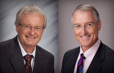 Peter Rutherford and Malcolm Butler (copy)