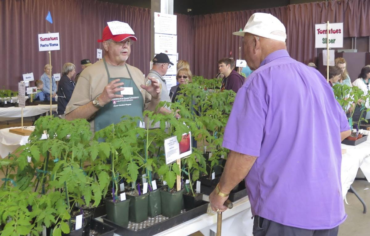 In the Garden   Stock up: Master Gardener annual plant sale is April 27