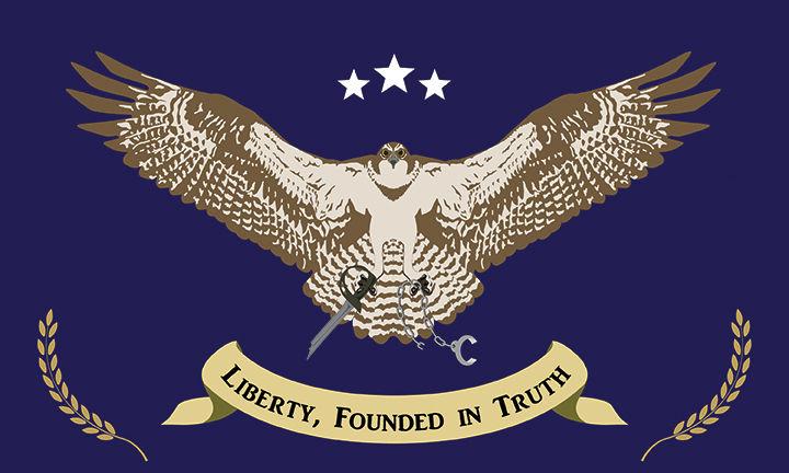 Liberty State Flag