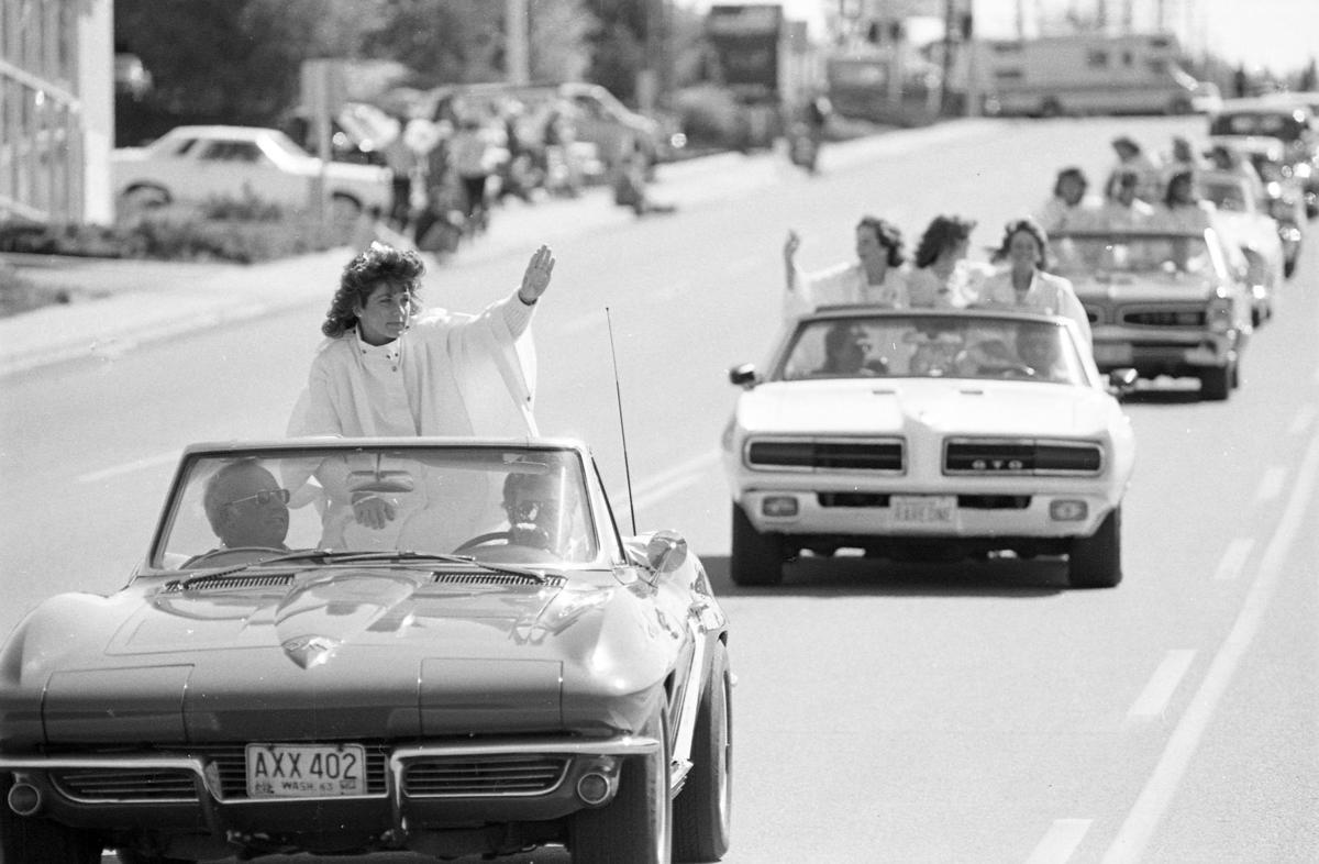 1986-1987: Classy Chassis parade debuts; Noah performs at Youth Day