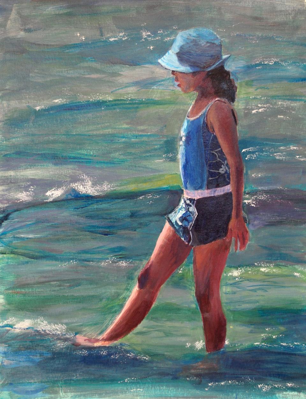 Watercolor by Suzi Lane
