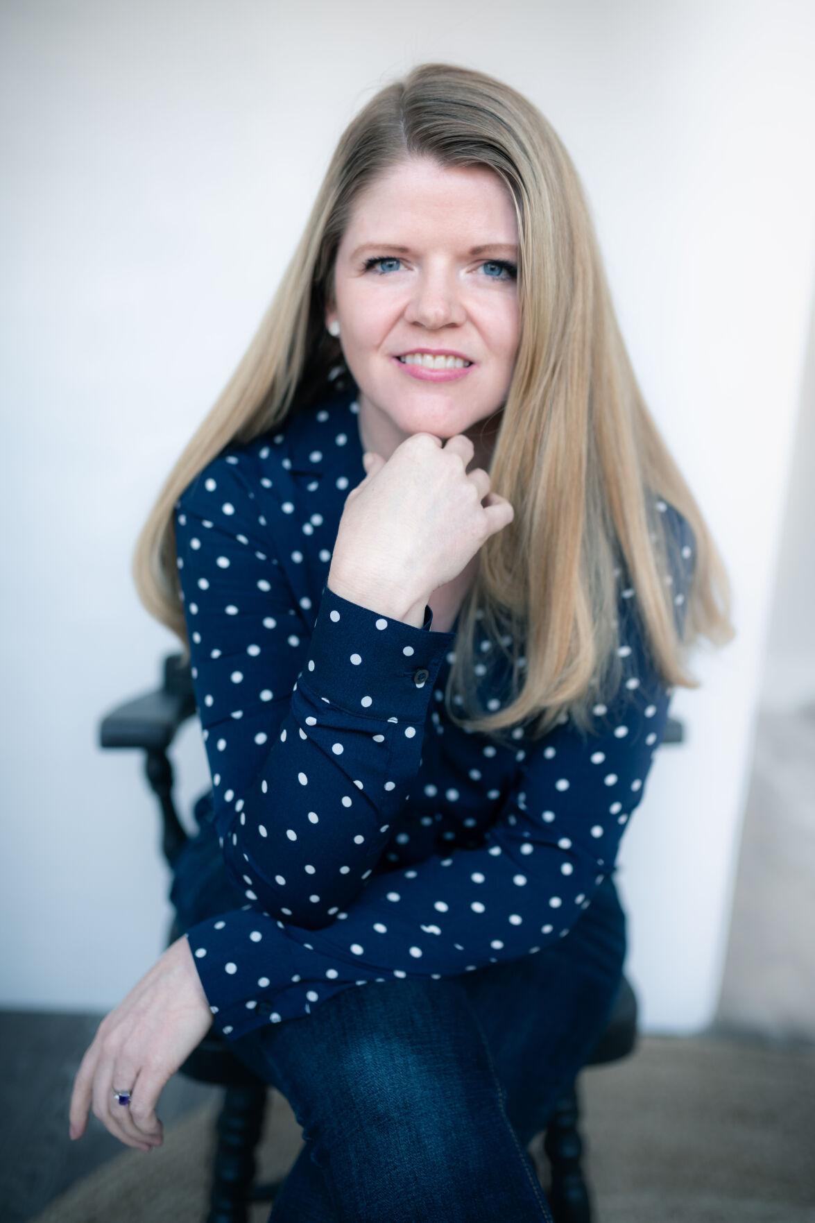 Author Headshot - Christine