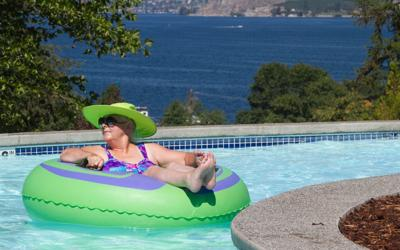 Summer floats along at Slidewaters with Lazy River expansion