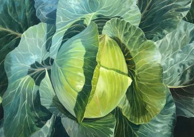 'Rosie's Cabbage' by Rod Weagant
