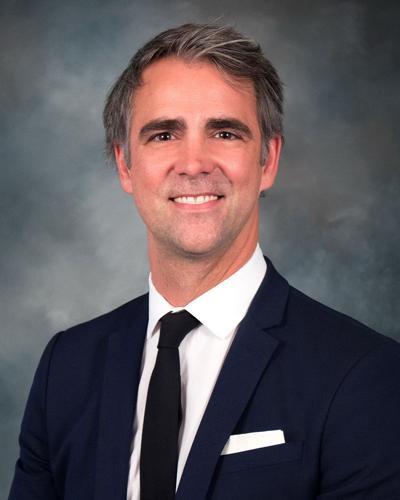 Dr. Mark Johnson