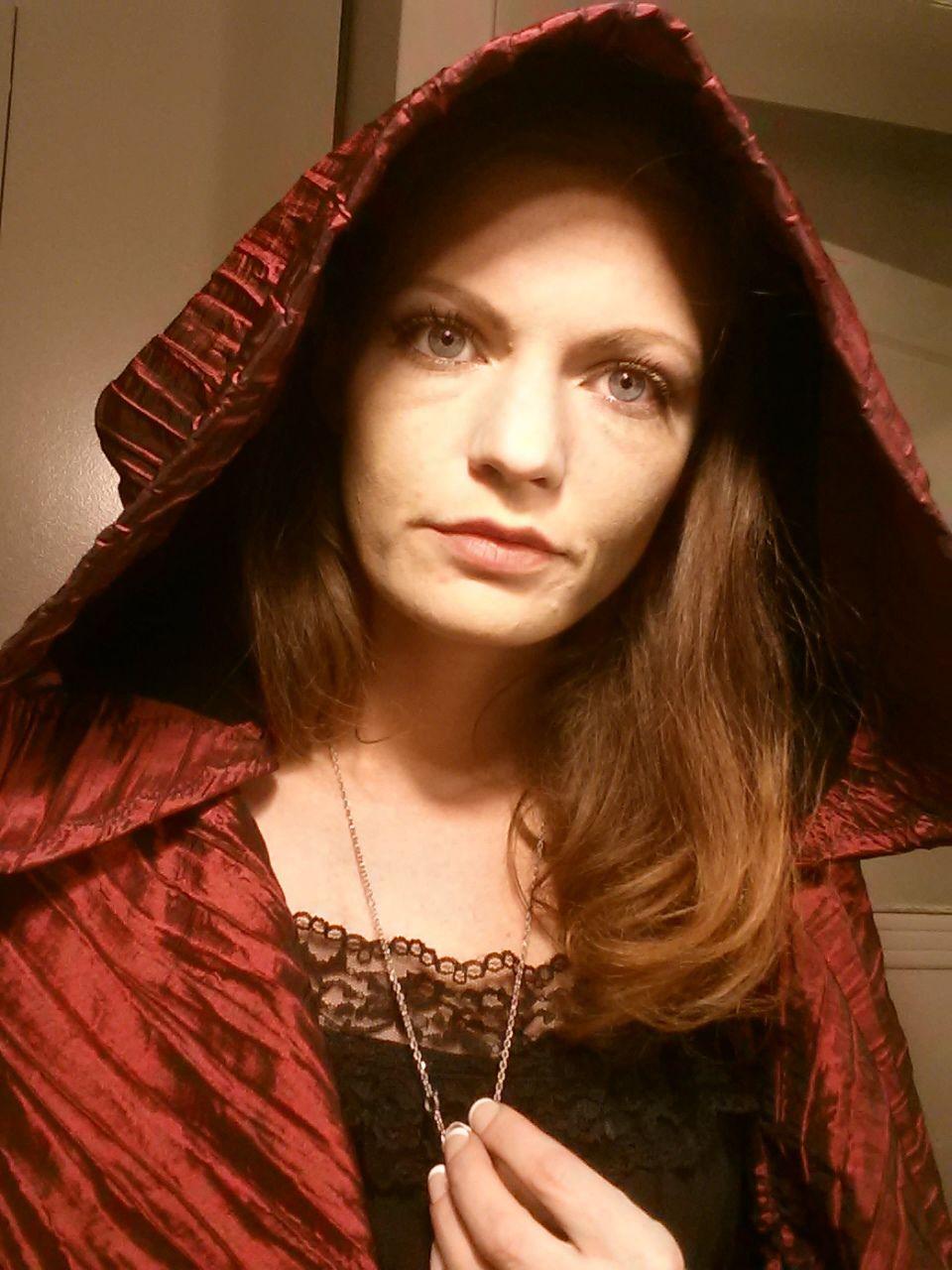 Buy Lydia Deetz Red Wedding Dress