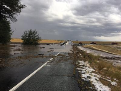 Highway 2 closure