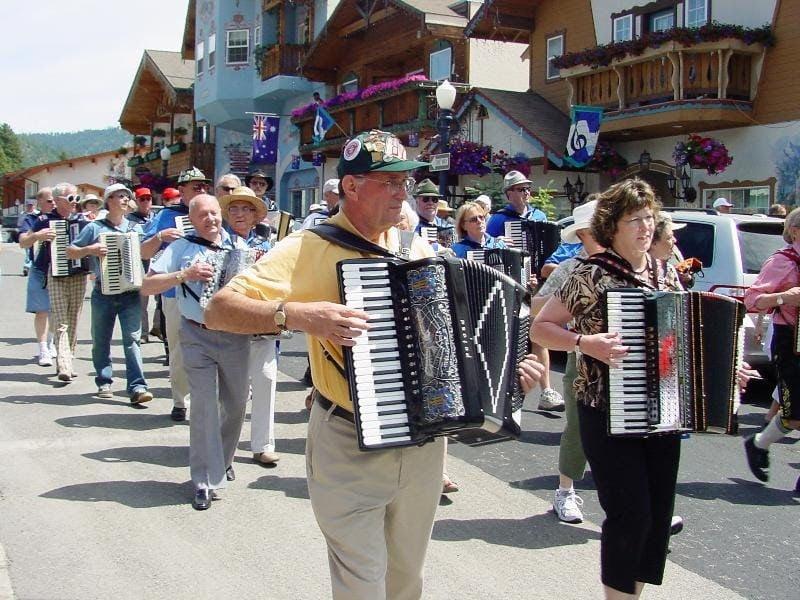 The Leavenworth International Accordion Celebration