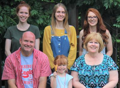 Rimes family graduates