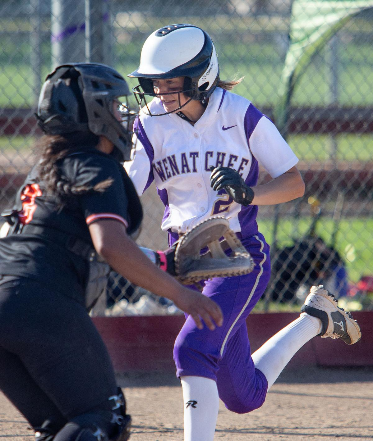 Wenatchee softball photo 1