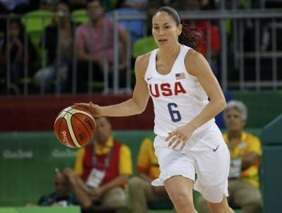 Basketball - Women's Preliminary Round Group B USA v Serbia