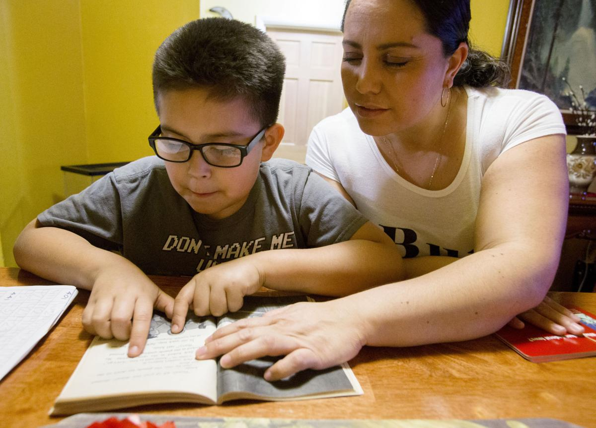 Immigrant families weigh using benefit