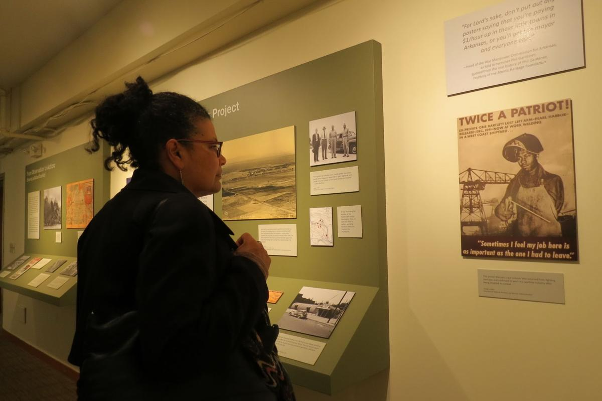 Exhibit chronicles hard life for blacks at WWII Hanford