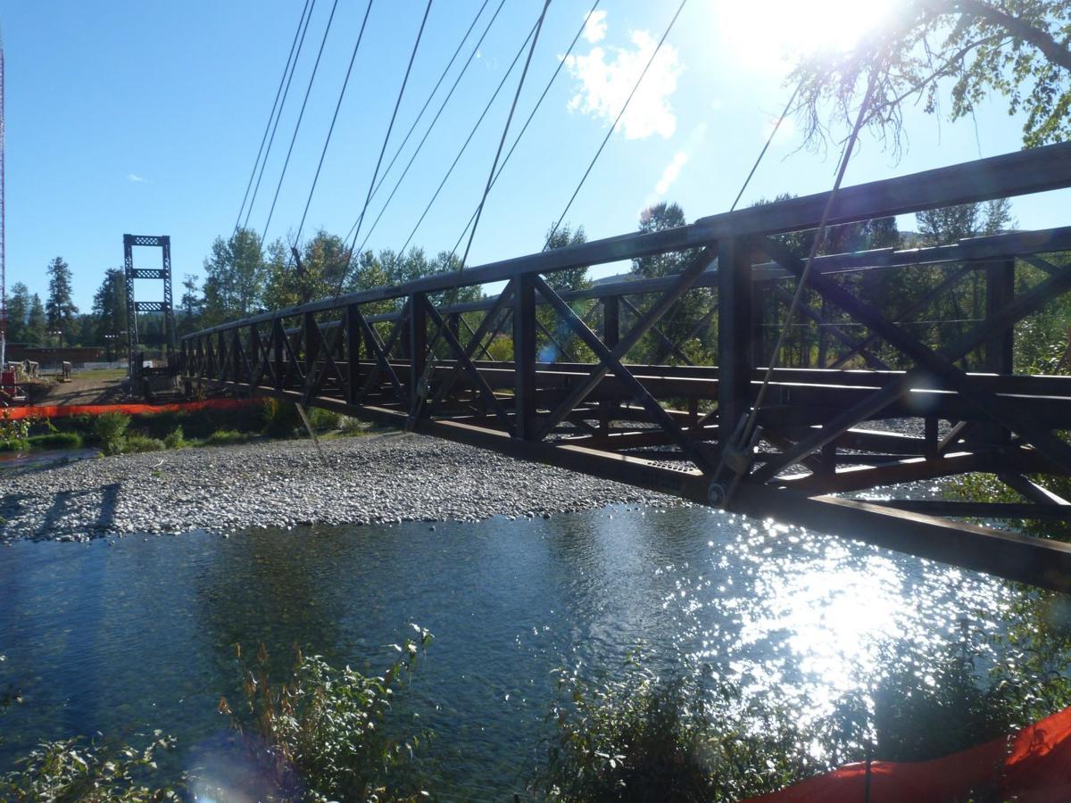 Winthrop bridge to accommodate pedestrians, bicyclists