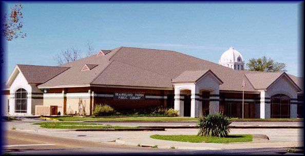 Beauregard Parish Library