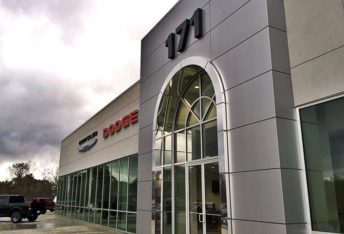 Doors Open To New Chrysler Dodge Jeep Ram Dealership In New - Chrysler dodge jeep ram dealership