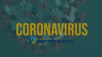 LA Dept of Health Coronavirus