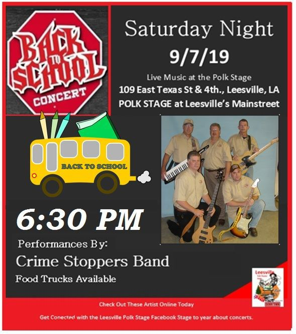 Crime Stoppers Band
