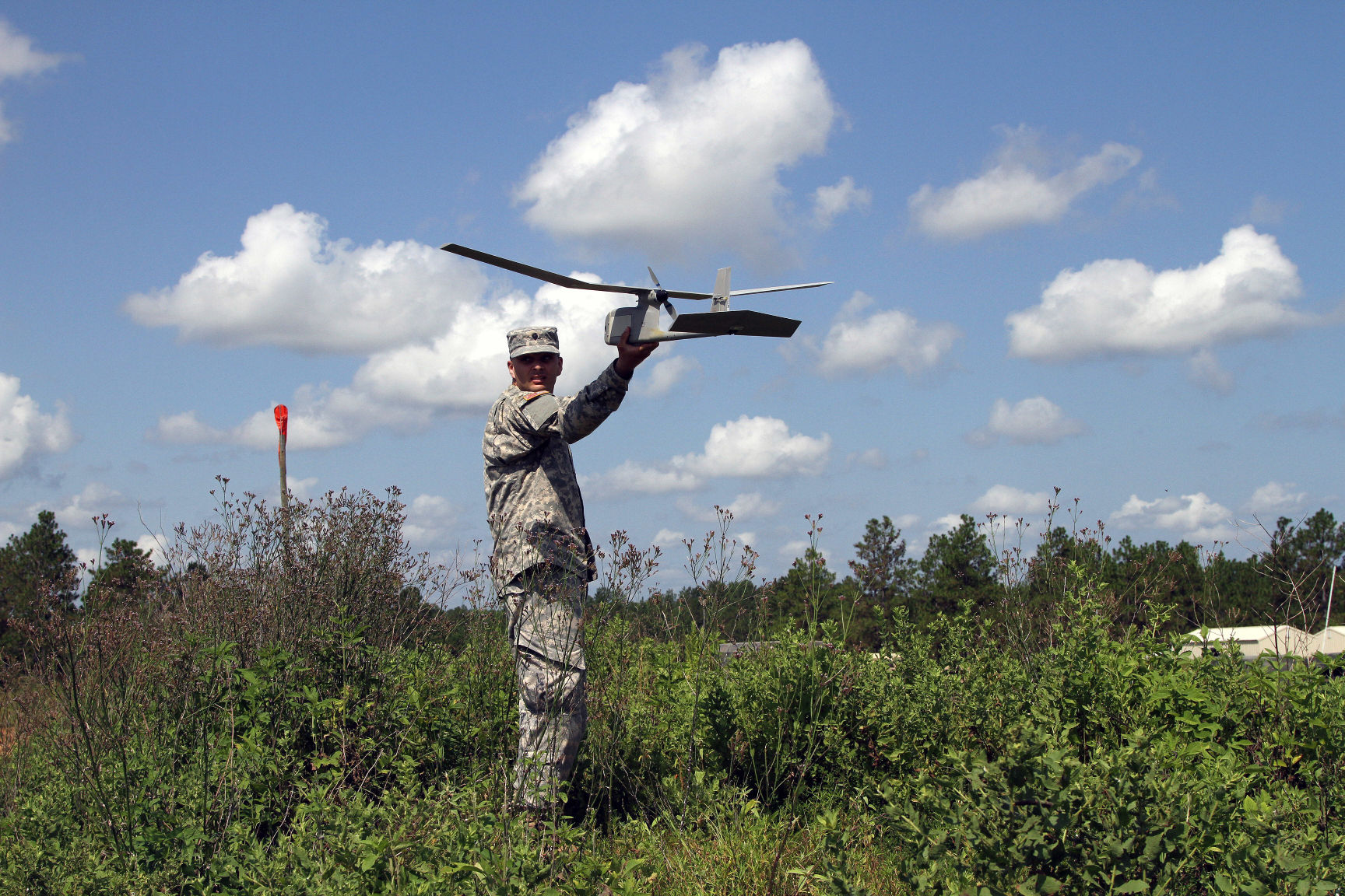 Raven UAV training provides invaluable air assets for military ...