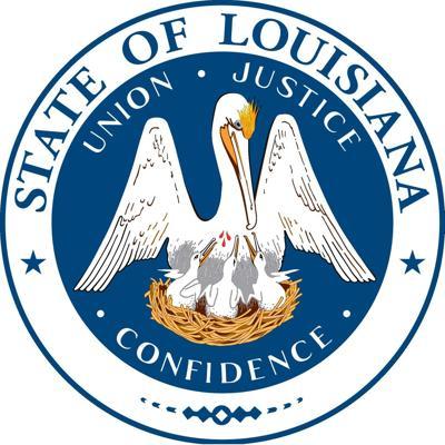 LA State Seal