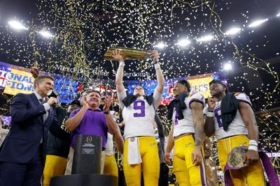 LSU National Champions