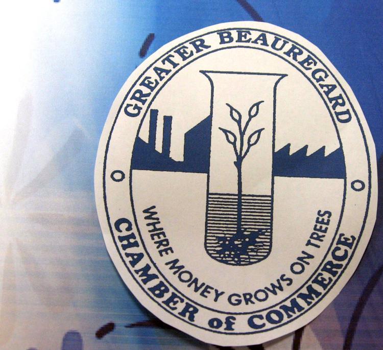 Beauregard Chamber Logo