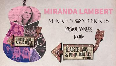 Miranda Lambert Tour