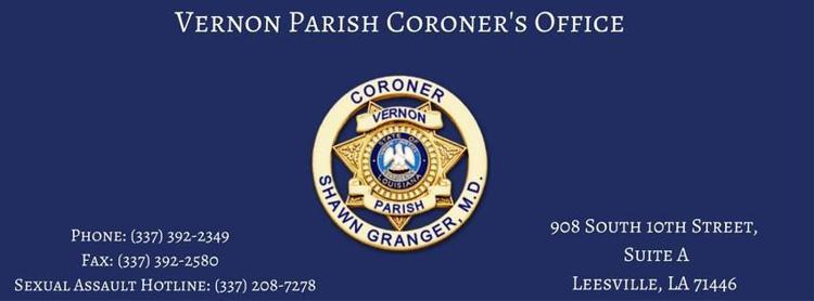 Vernon Parish Coroners Office