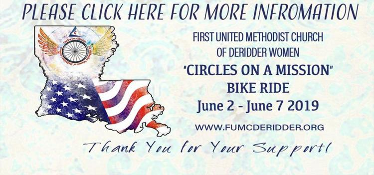 Circles On A Mission Bike Ride