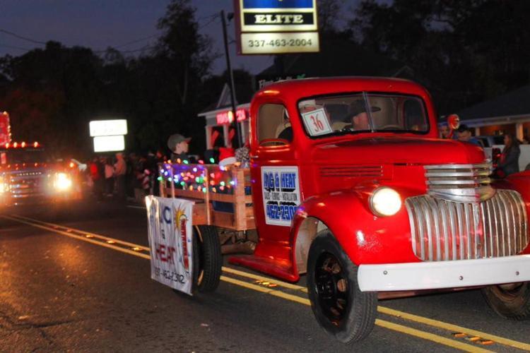 Beauregard Parish Christmas Parade